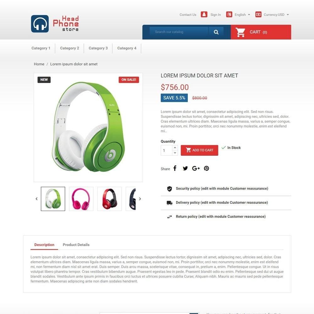 HeadphoneStore