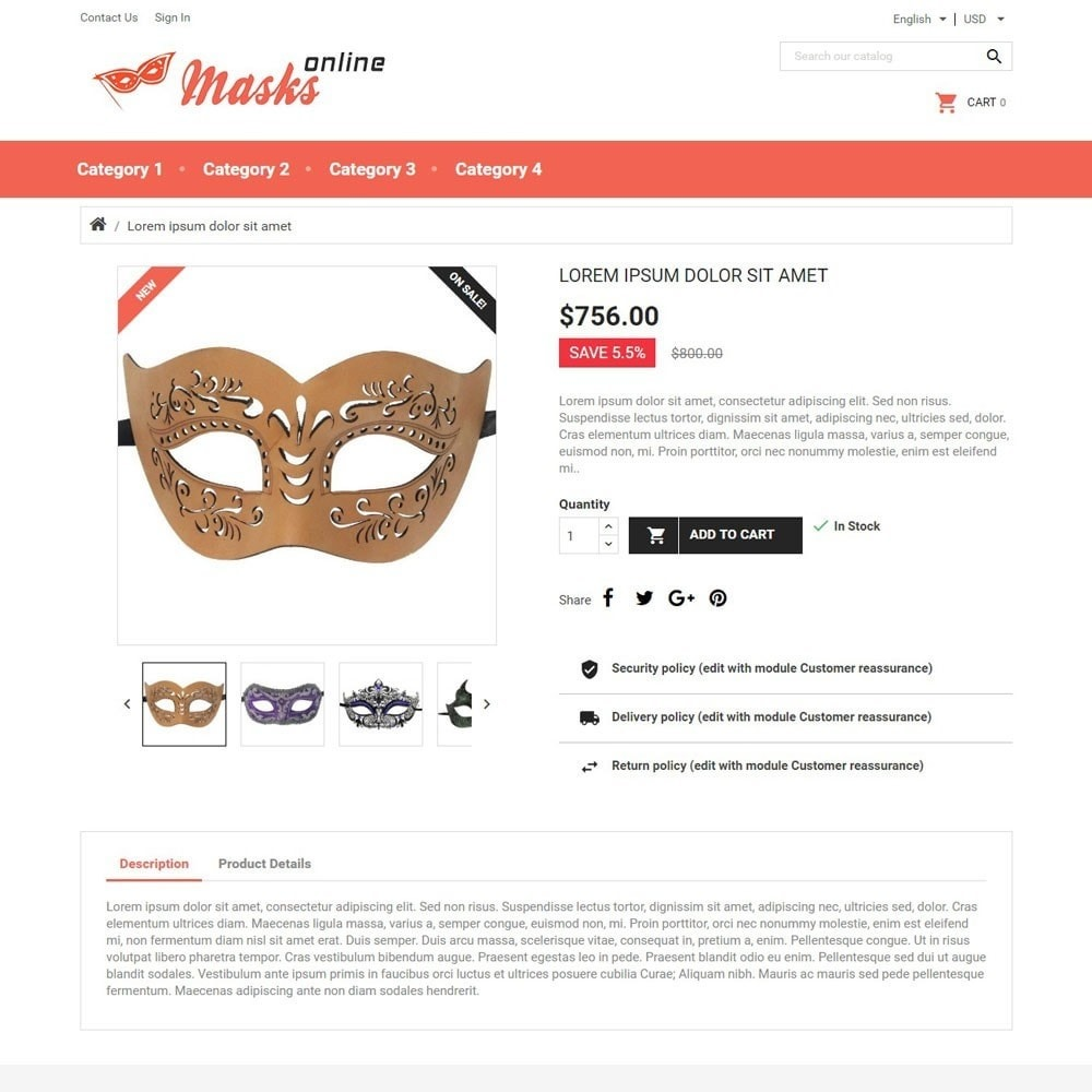 MasksOnline
