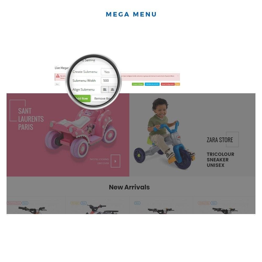 theme - Дети и Игрушки - Leo Moto Kid  Store - 2