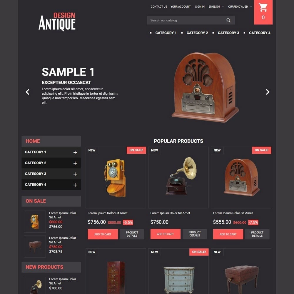 AntiqueDesign