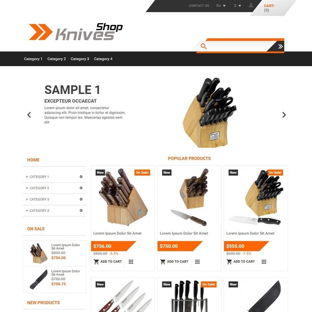 theme - Dom & Ogród - KnivesShop - 1