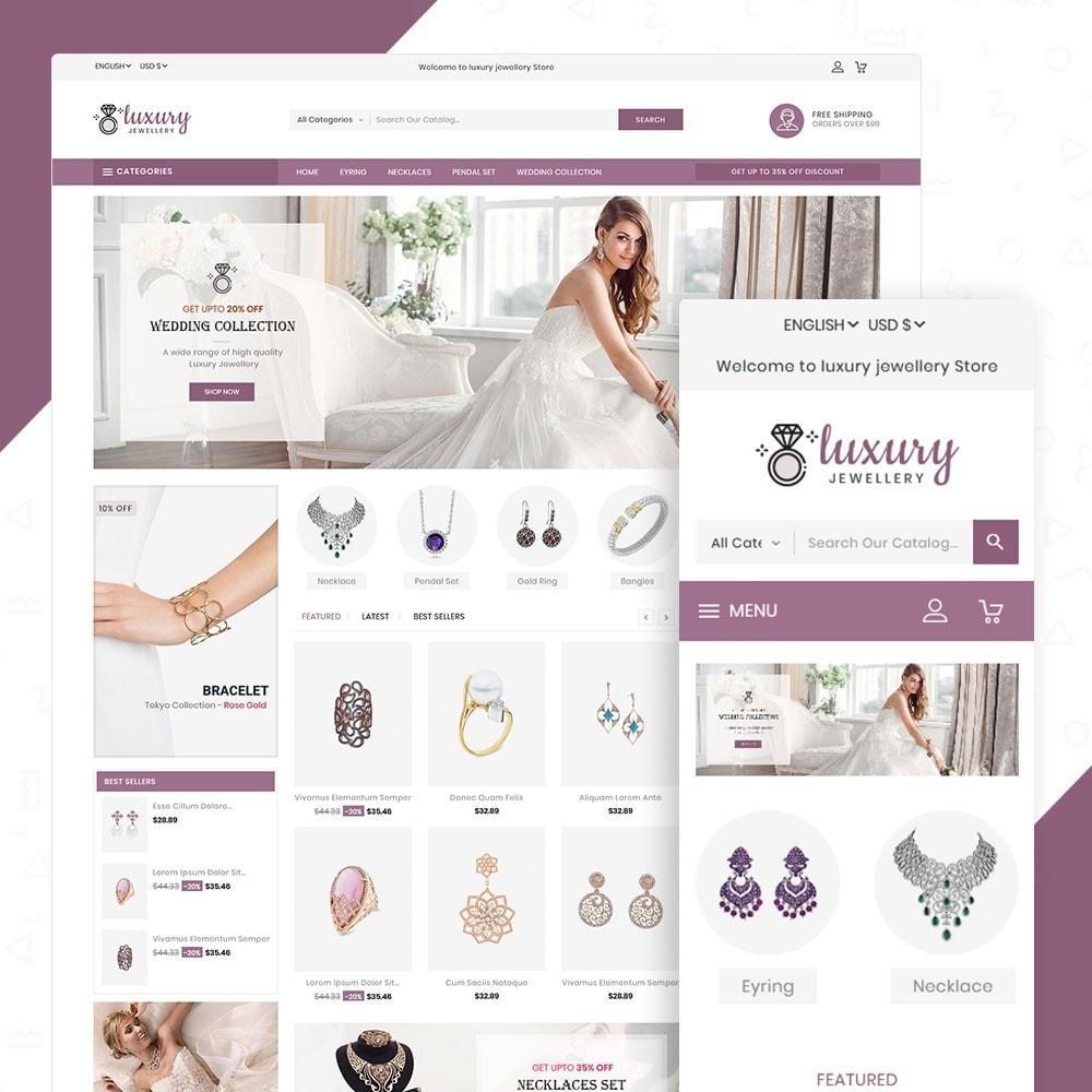 theme - Biżuteria & Akcesoria - Luxury Jewellery Stores - 1