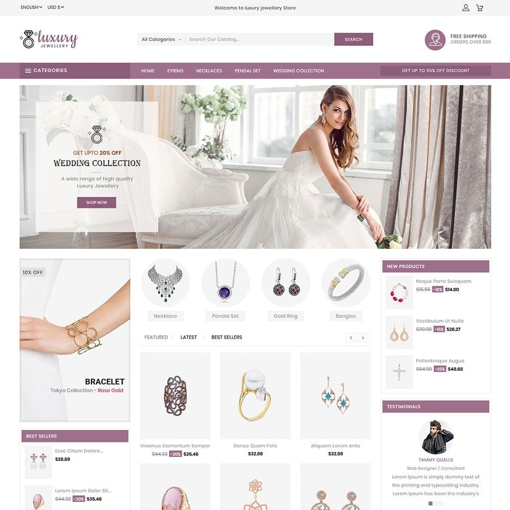 Luxury Jewellery Stores