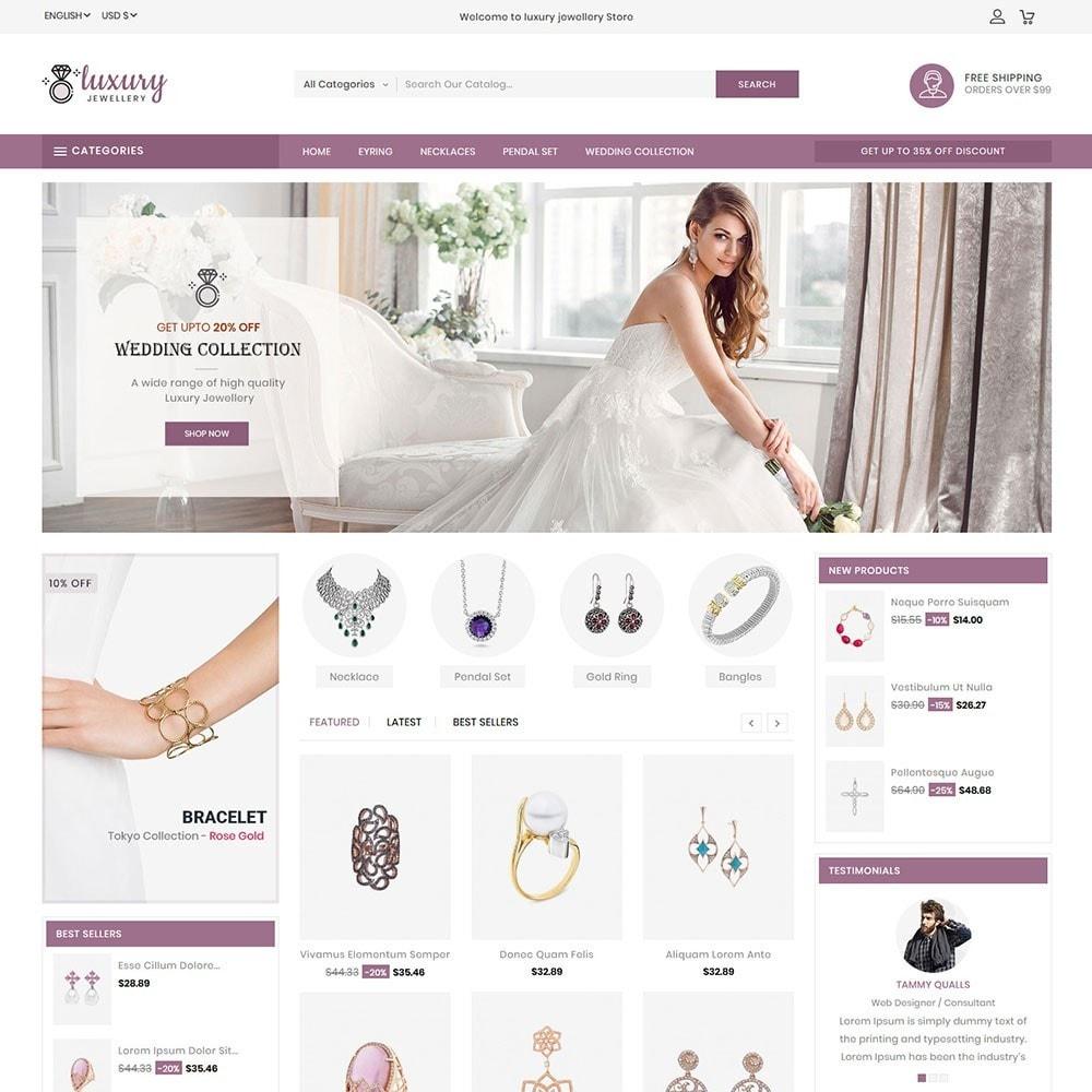 theme - Biżuteria & Akcesoria - Luxury Jewellery Stores - 2
