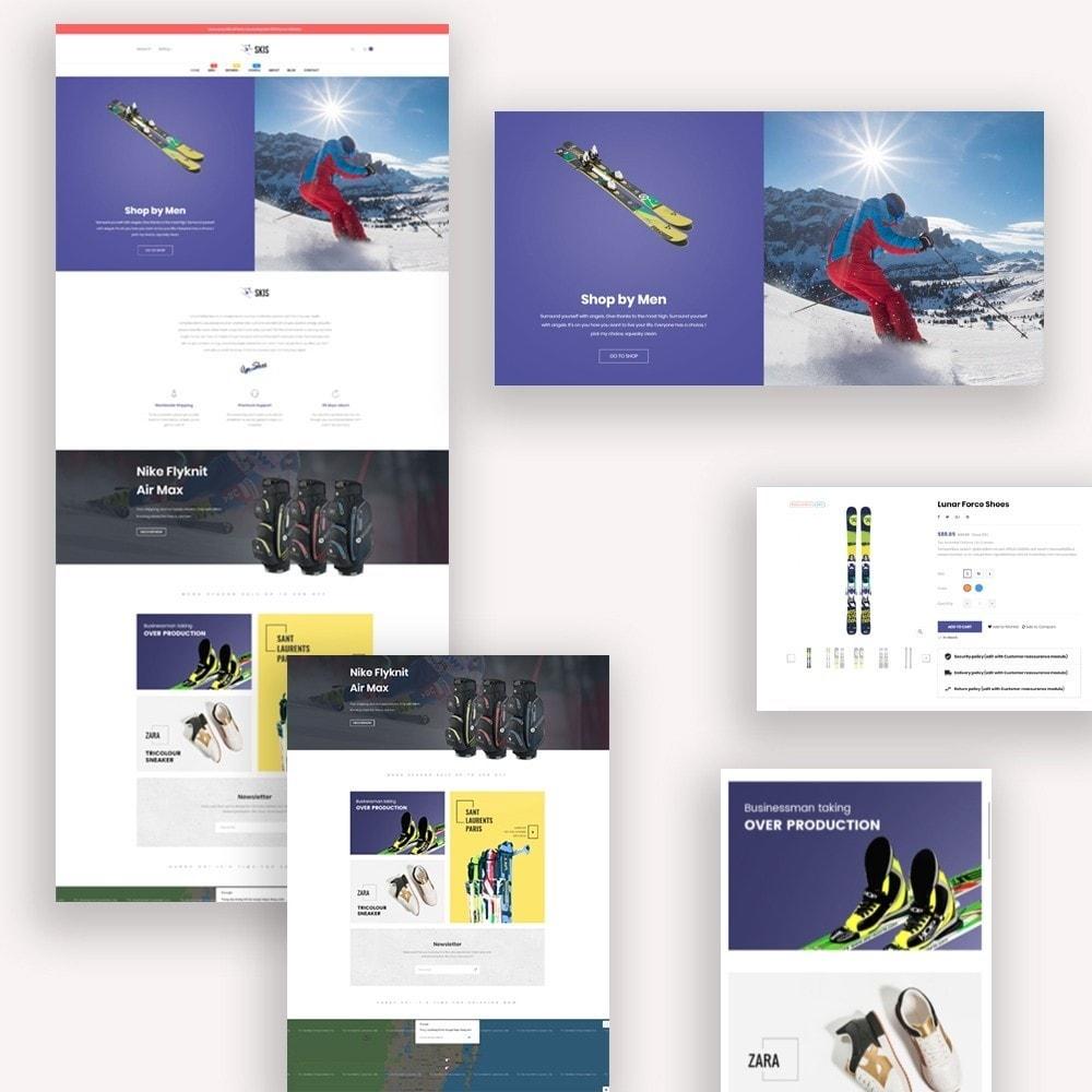 theme - Sport, Attività & Viaggi - Ap Skis - 1
