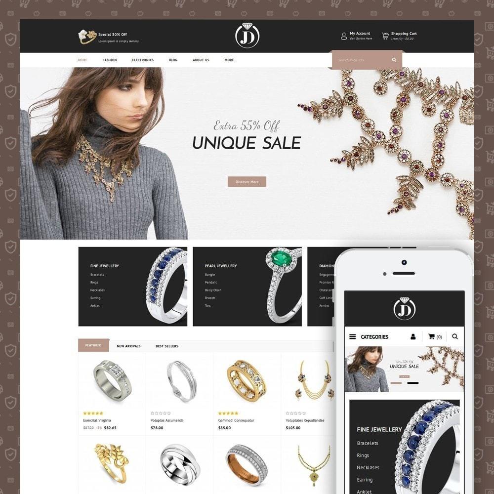 JD - Diamond Jewelry Store