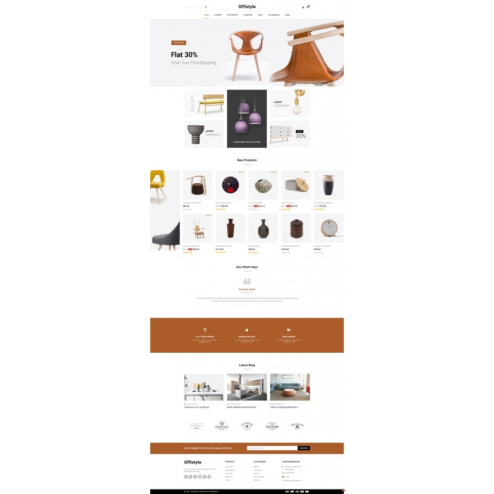 theme - Home & Garden - Offistyle - Furniture Store - 2