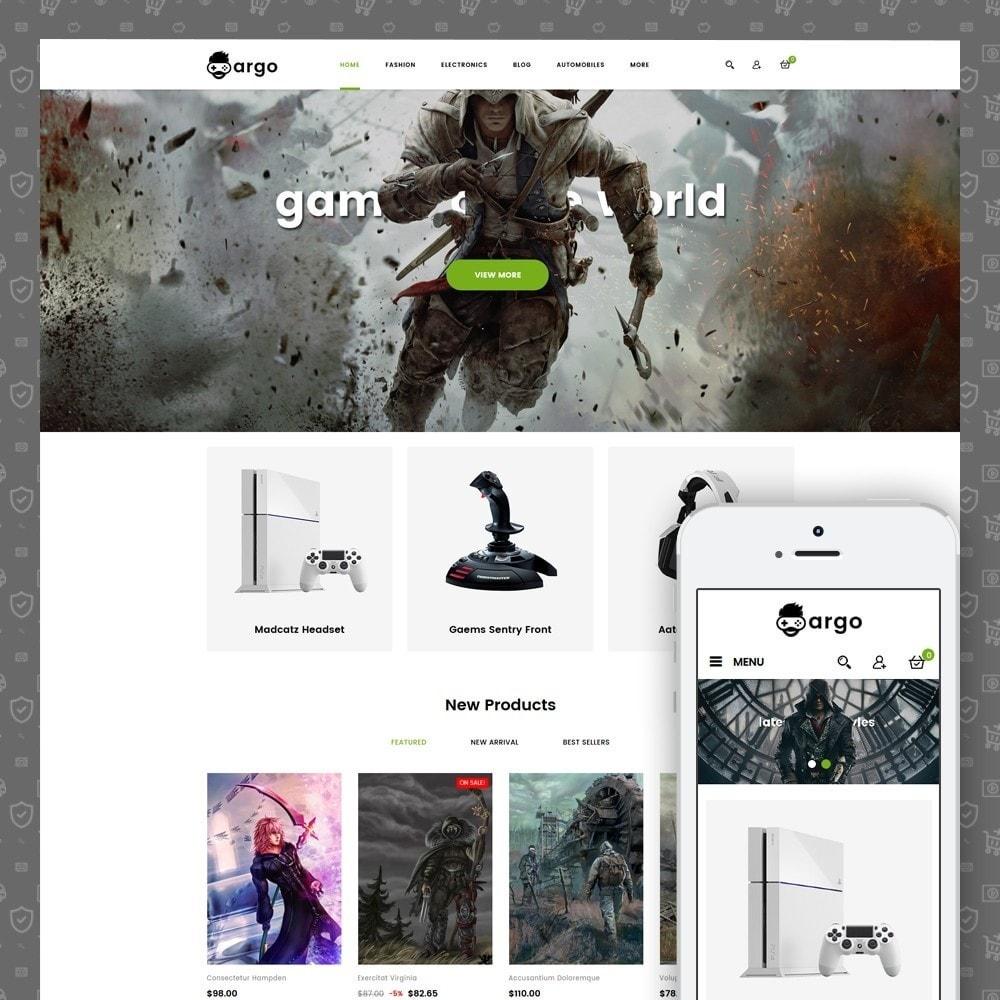Argo Games Store