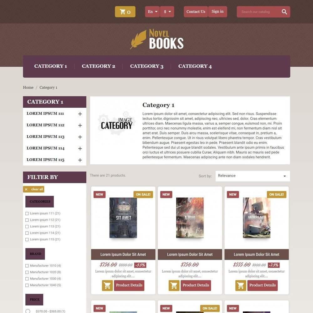NovelBooks
