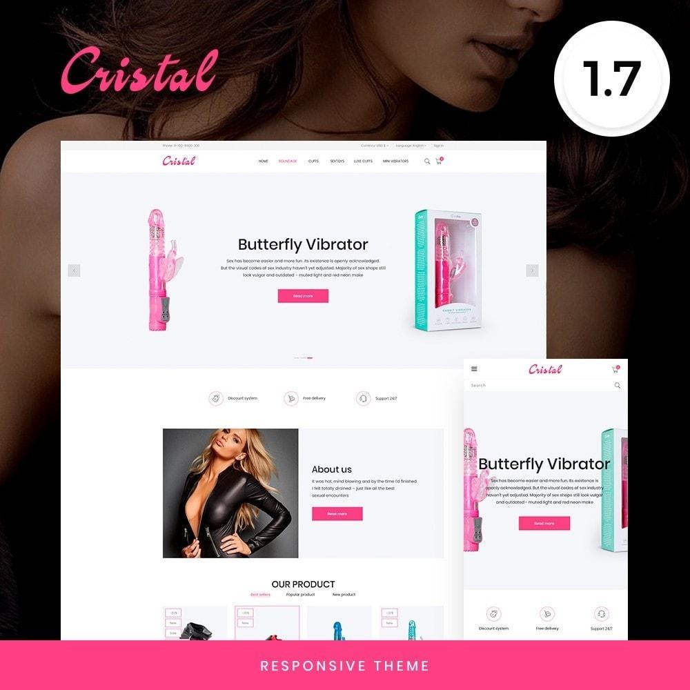 Cristal - Sex Shop