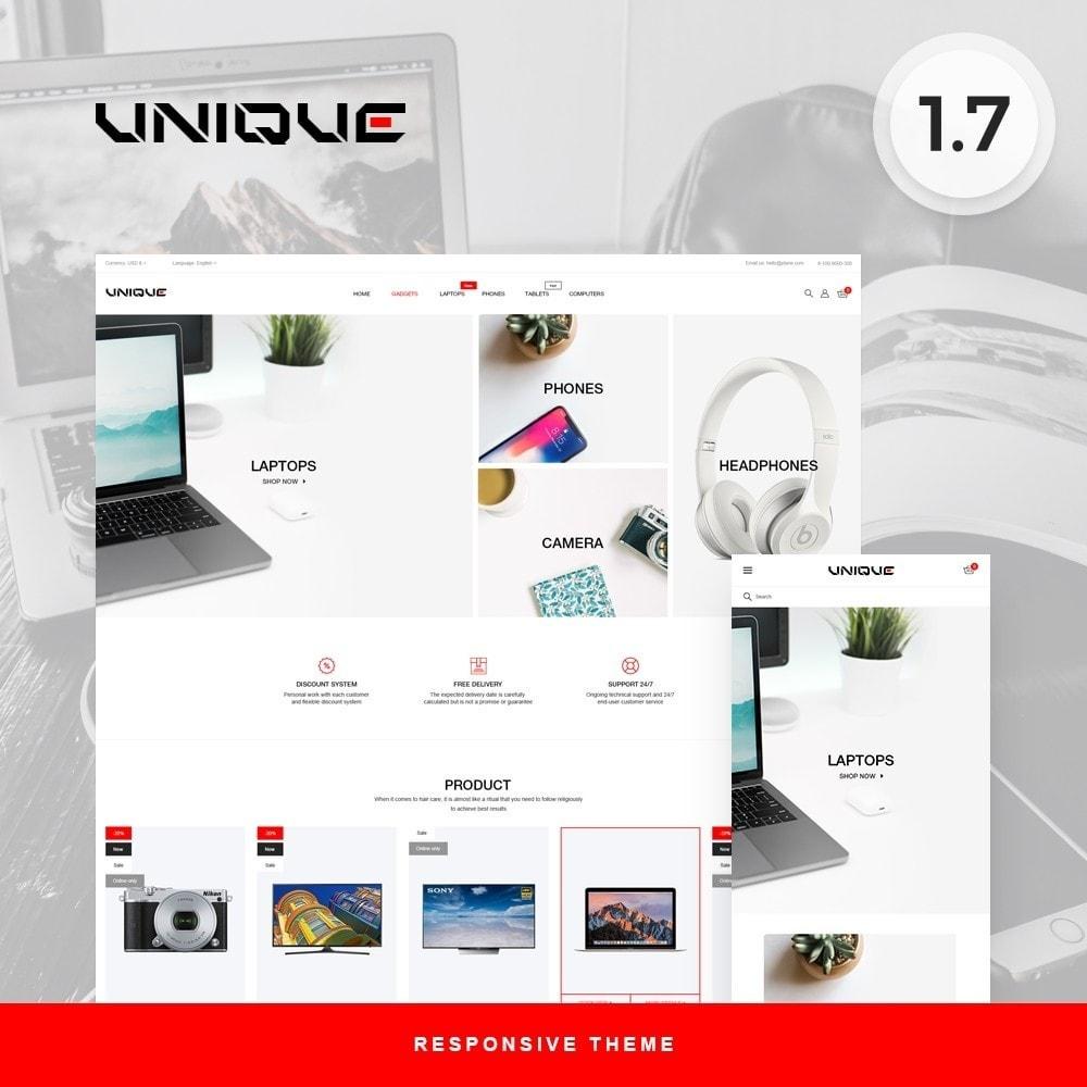 theme - Electronics & Computers - Unique - High-tech Shop - 1