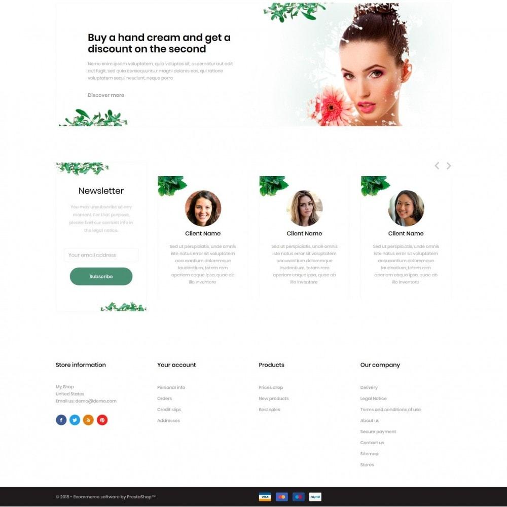 theme - Health & Beauty - Achernar Cosmetics - 4
