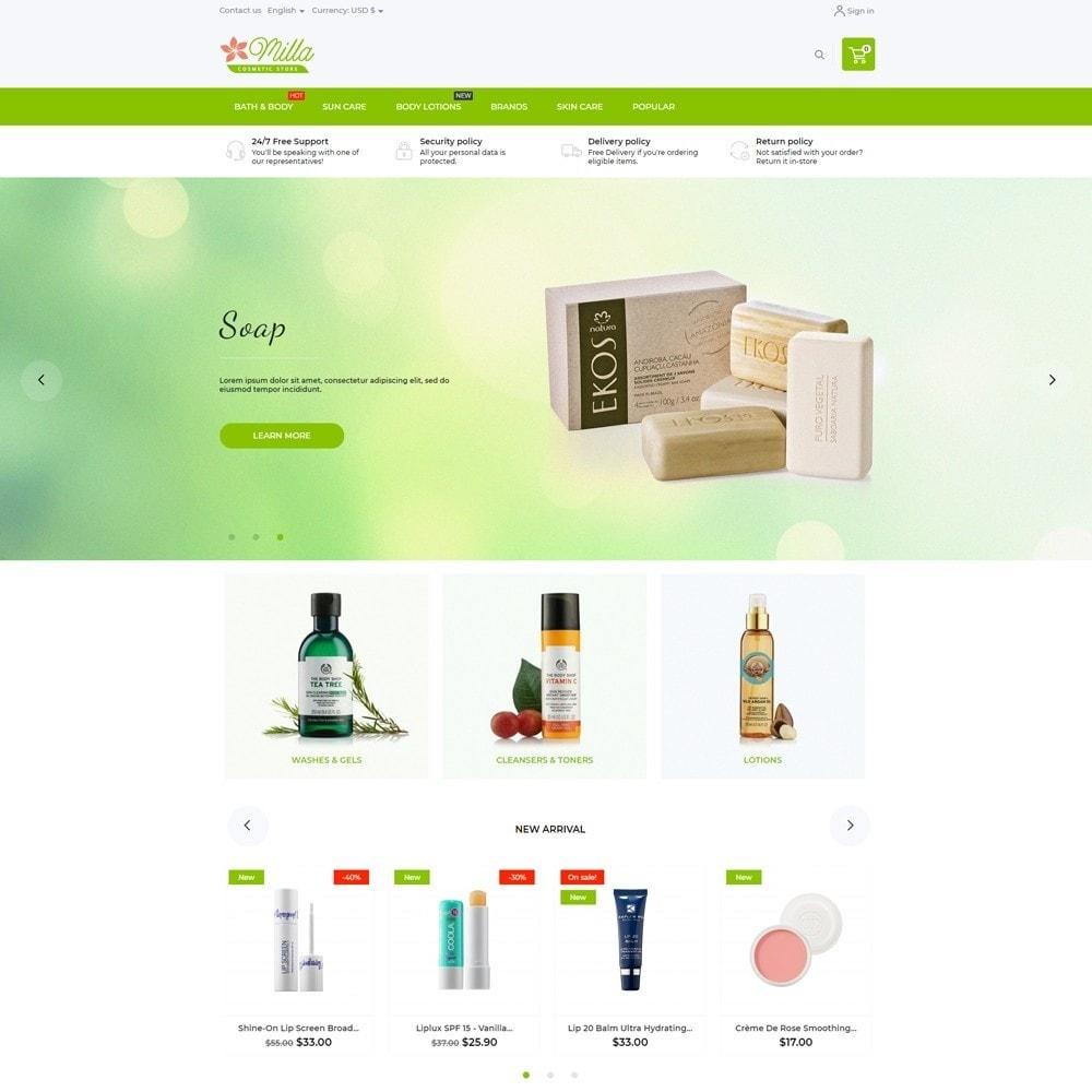Milla Cosmetics