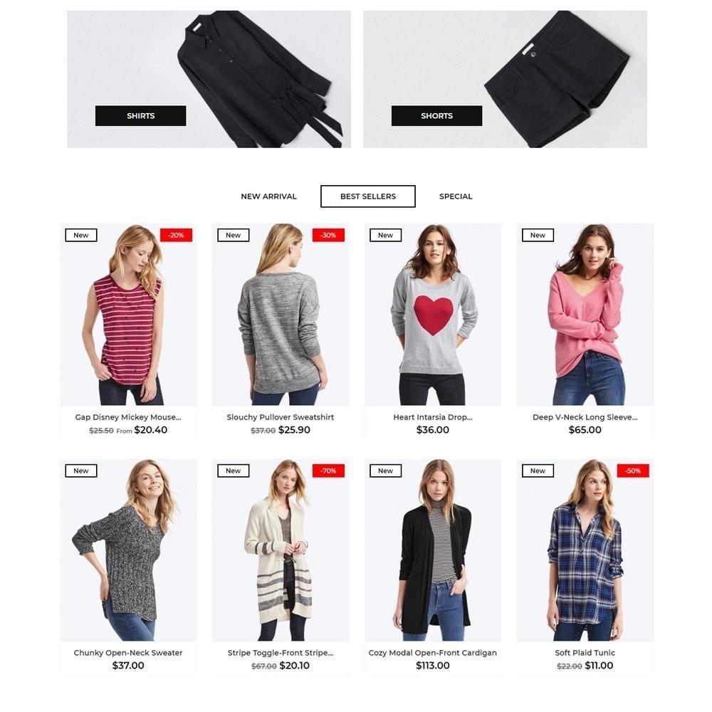 theme - Fashion & Shoes - Metro Fashion Store - 3