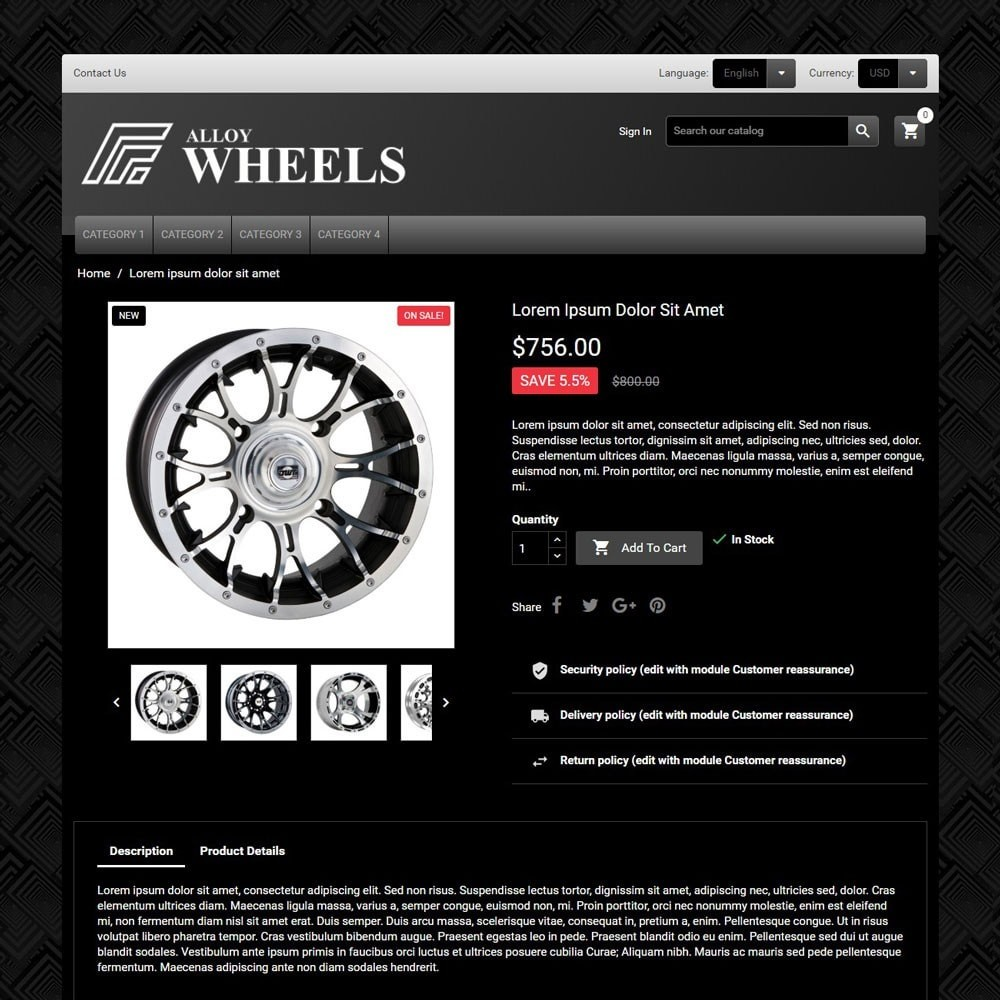 AlloyWheels