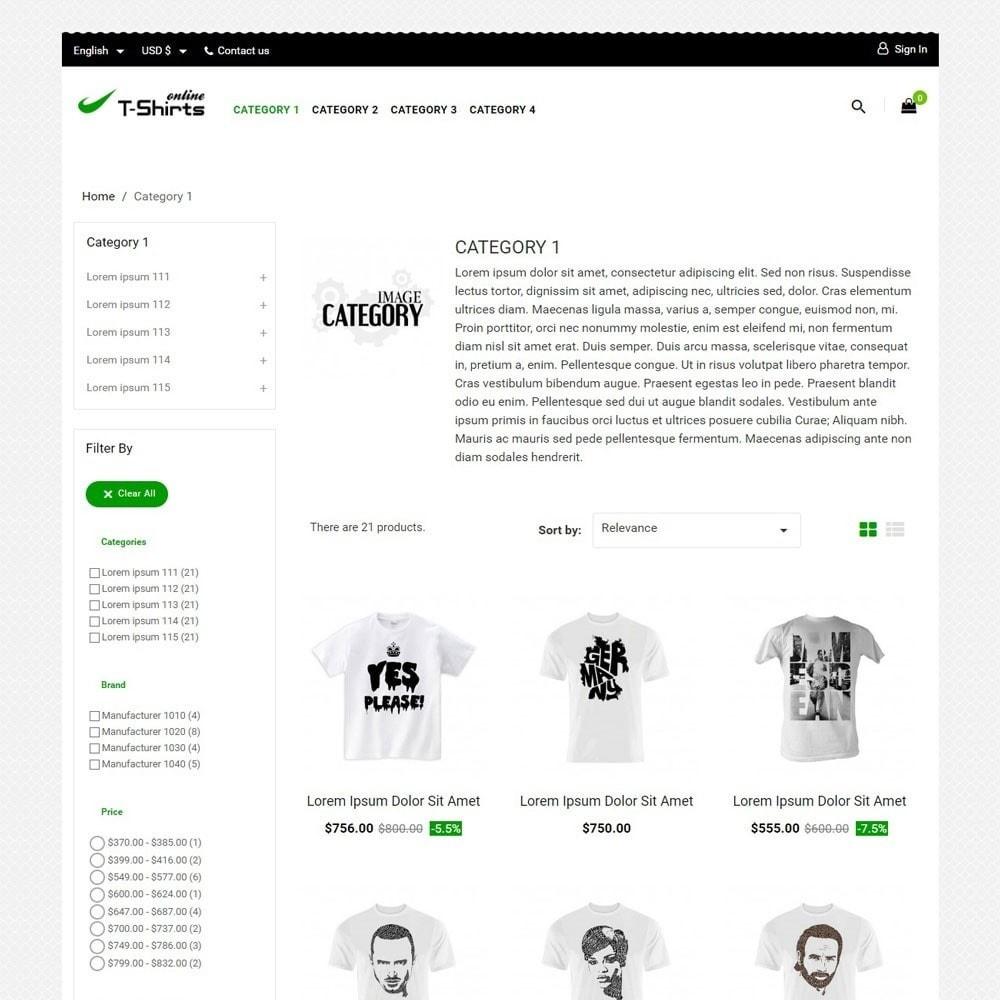 T-shirtsOnline