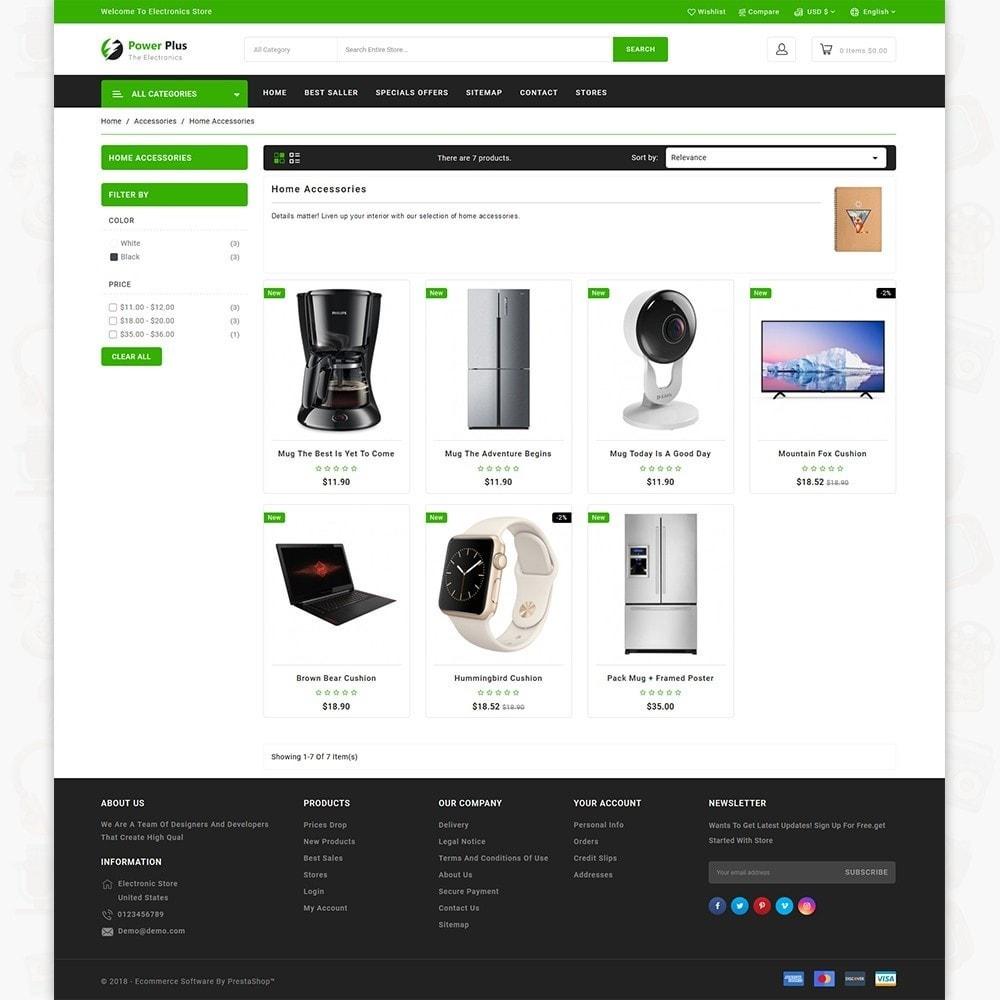 theme - Electronics & Computers - Powerplus - The Best Electronics Store - 3