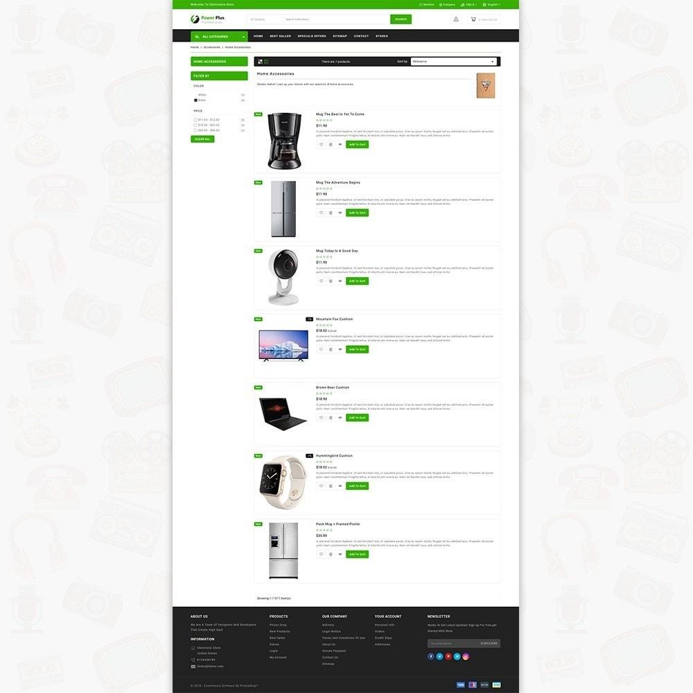 theme - Electronics & Computers - Powerplus - The Best Electronics Store - 4