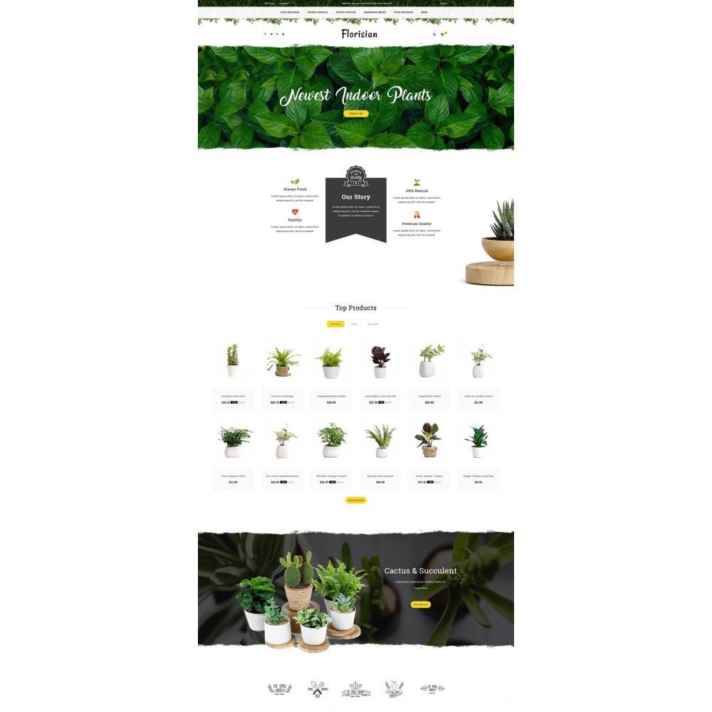 Florisian - Plant Shop