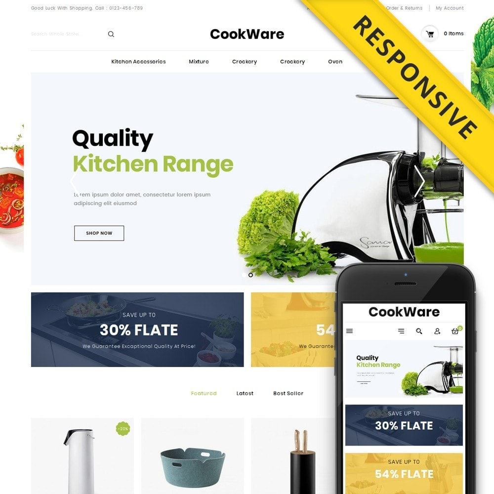 Cookware - Kitchen Store
