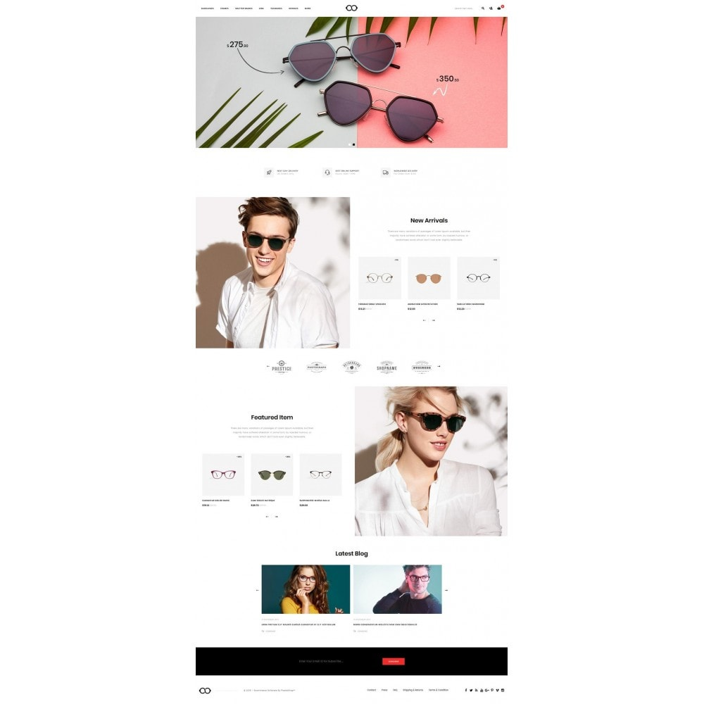 Infieye - Sunglass Store