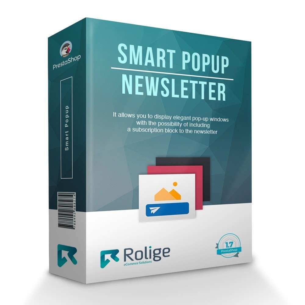 module - Promotions & Gifts - Smart Popup (Newsletter Popup) - 1