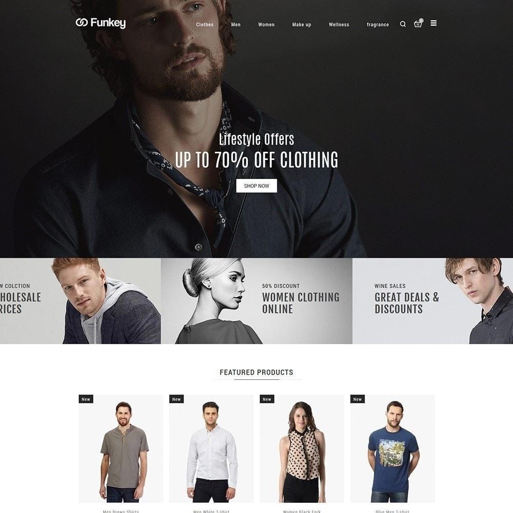 Funkey - Fashion Store