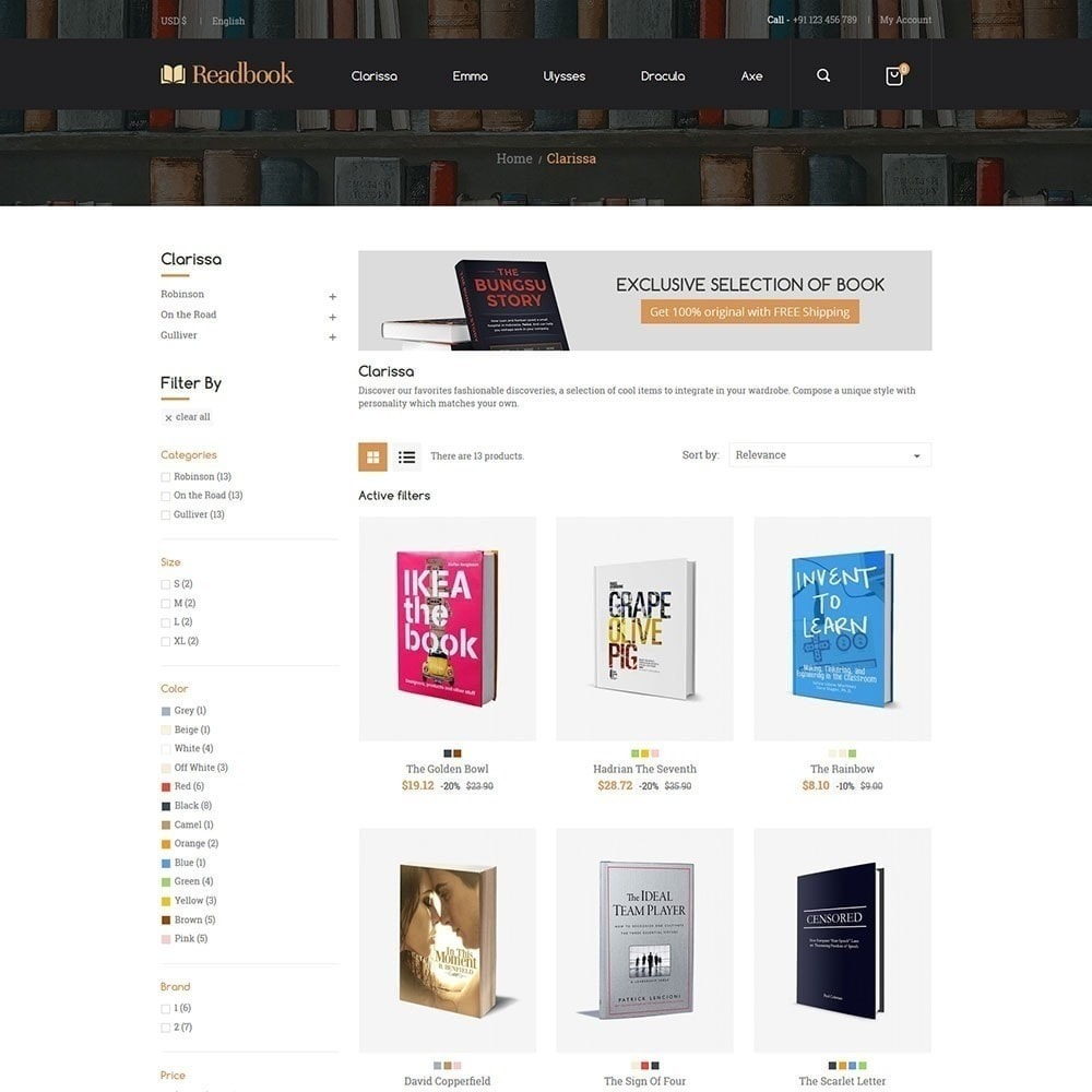 Readbook - Buchladen