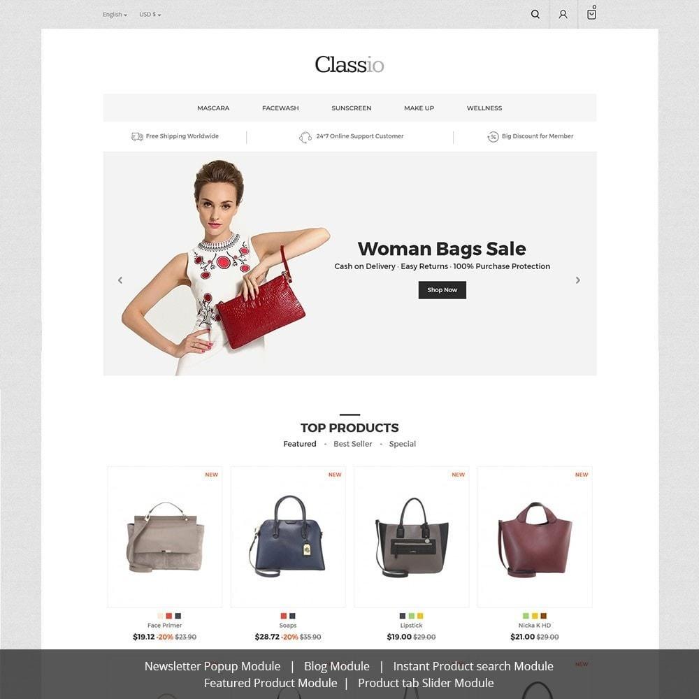 theme - Мода и обувь - Сумка Classio - магазин мод - 2