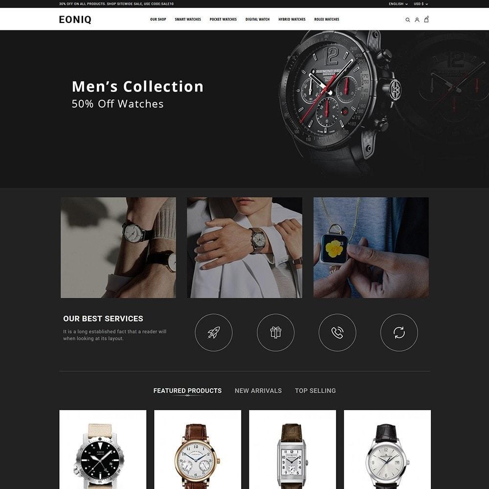 Eoniq - The Watch Store