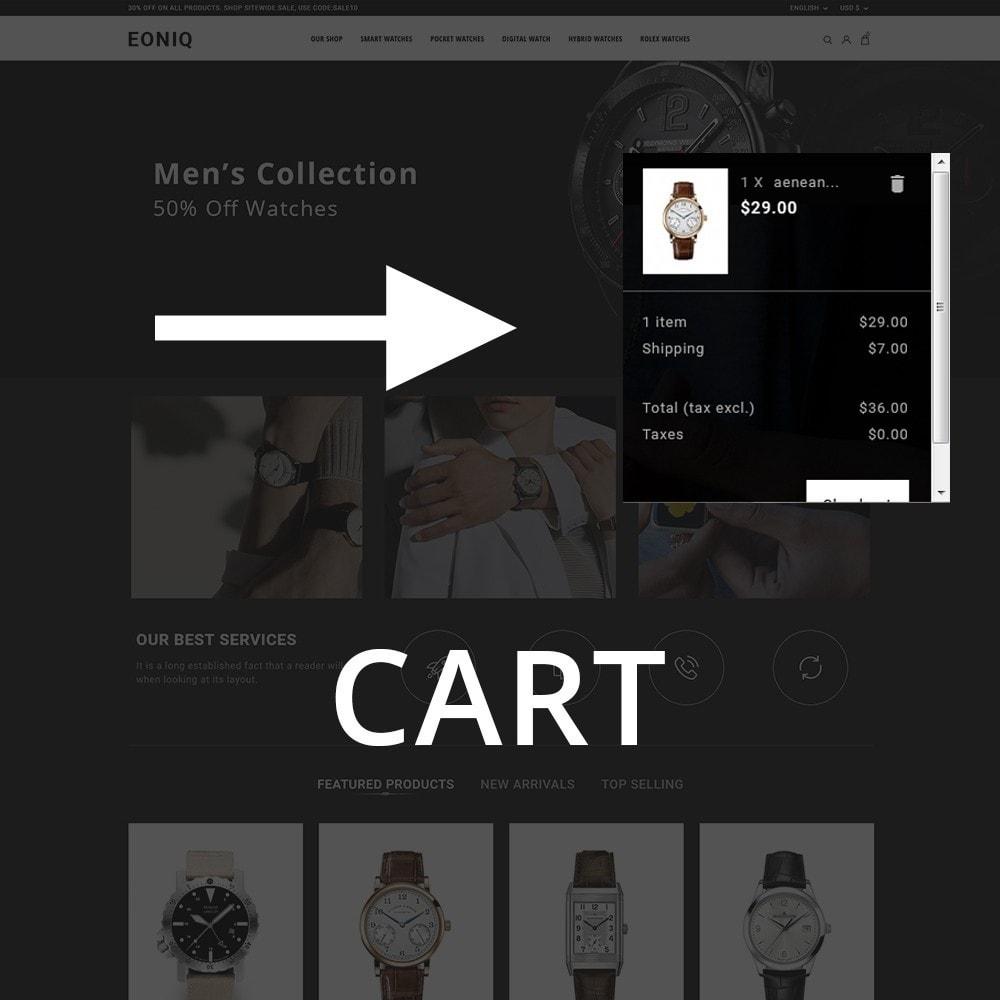 theme - Electronics & Computers - Eoniq - The Watch Store - 10