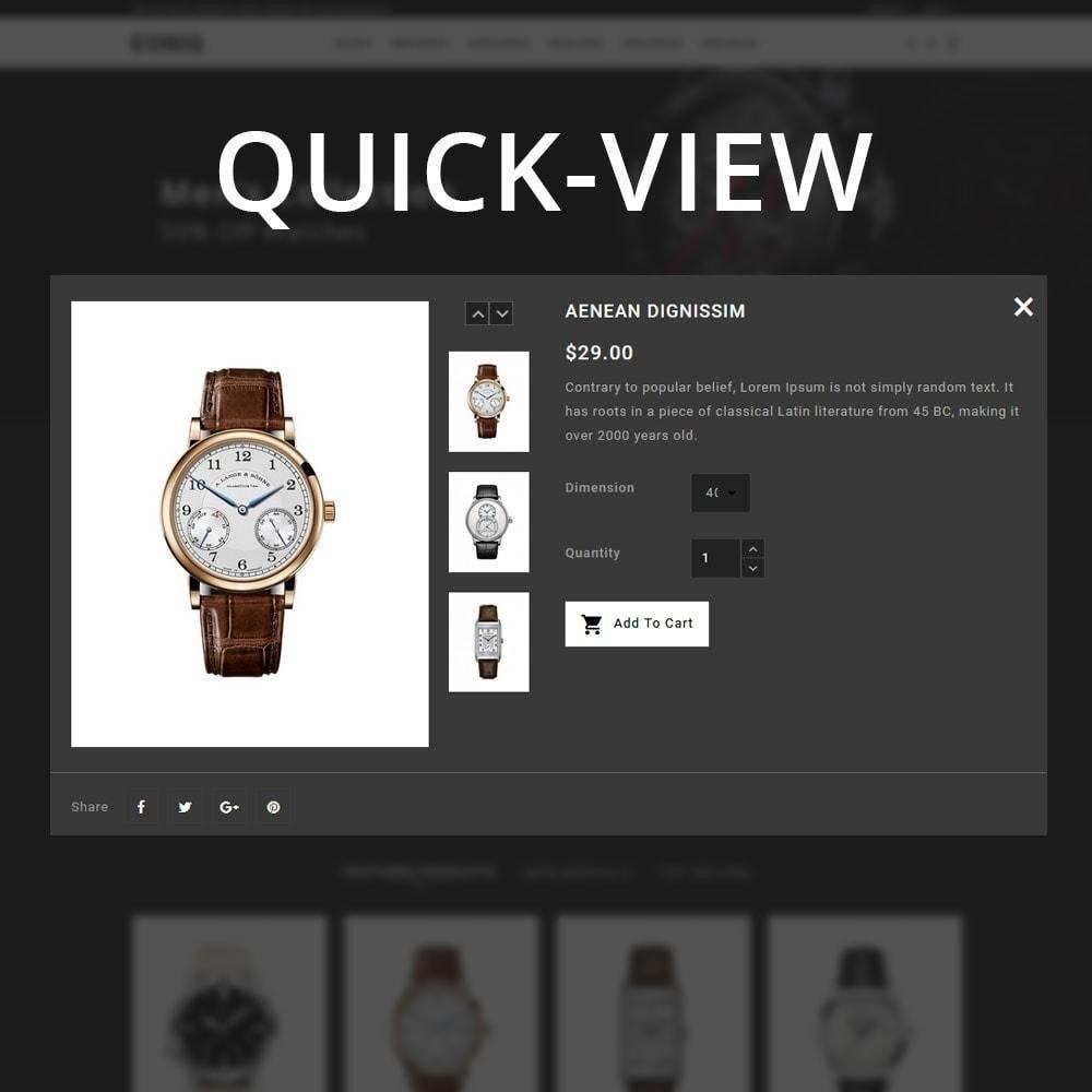 theme - Electronics & Computers - Eoniq - The Watch Store - 11