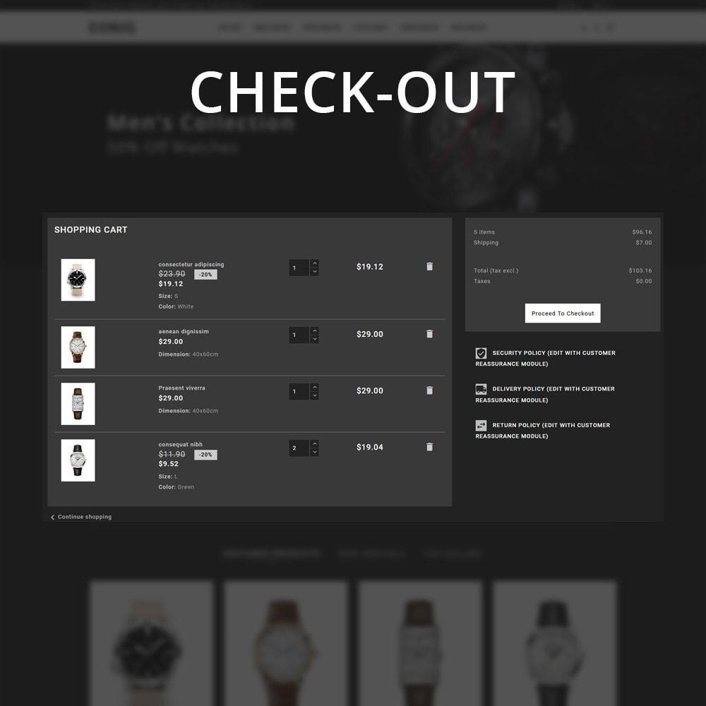 theme - Electronics & Computers - Eoniq - The Watch Store - 13