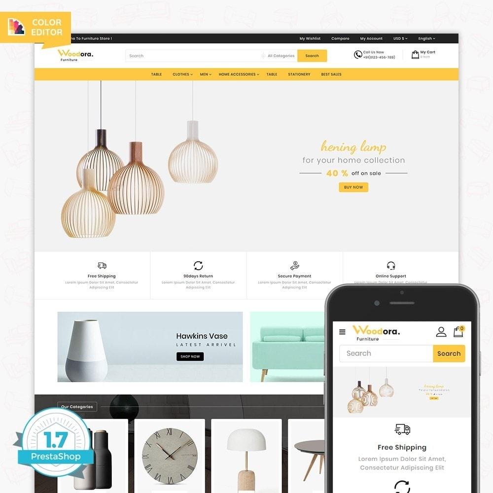 theme - Home & Garden - Woodora The Best Furniture Store - 1