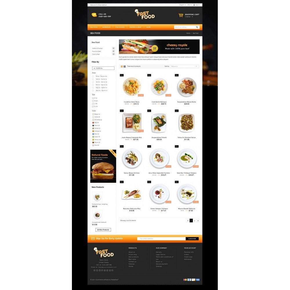 theme - Cibo & Ristorazione - Fast Food Shop - 3