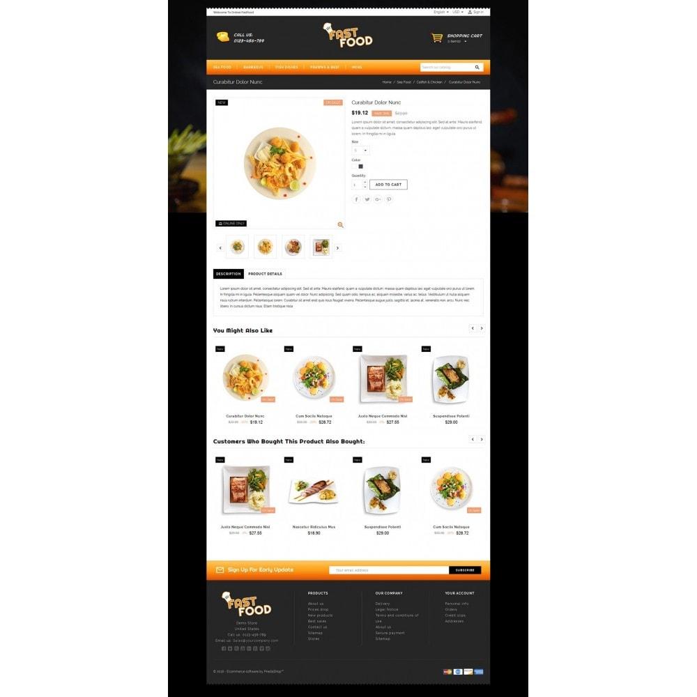 theme - Cibo & Ristorazione - Fast Food Shop - 4