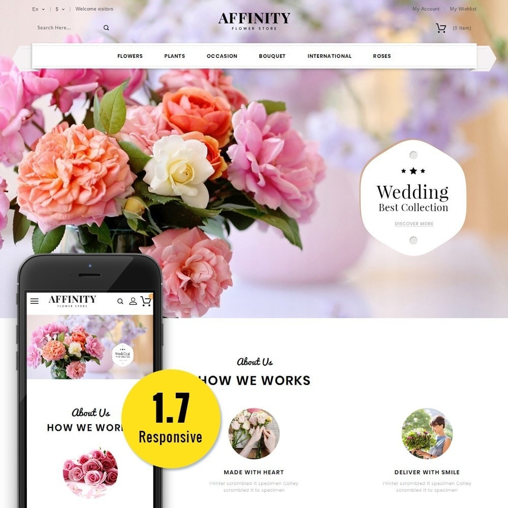 Affinity Flower Store