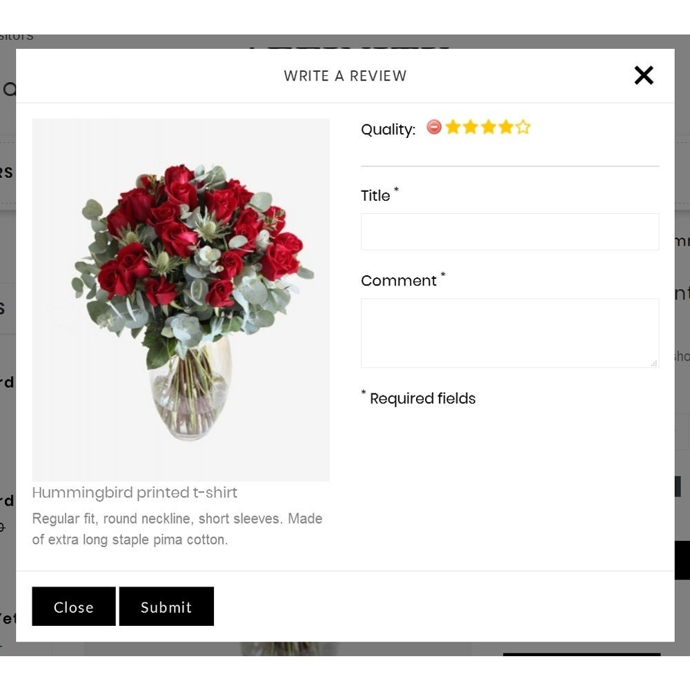 theme - Gifts, Flowers & Celebrations - Affinity Flower Store - 11