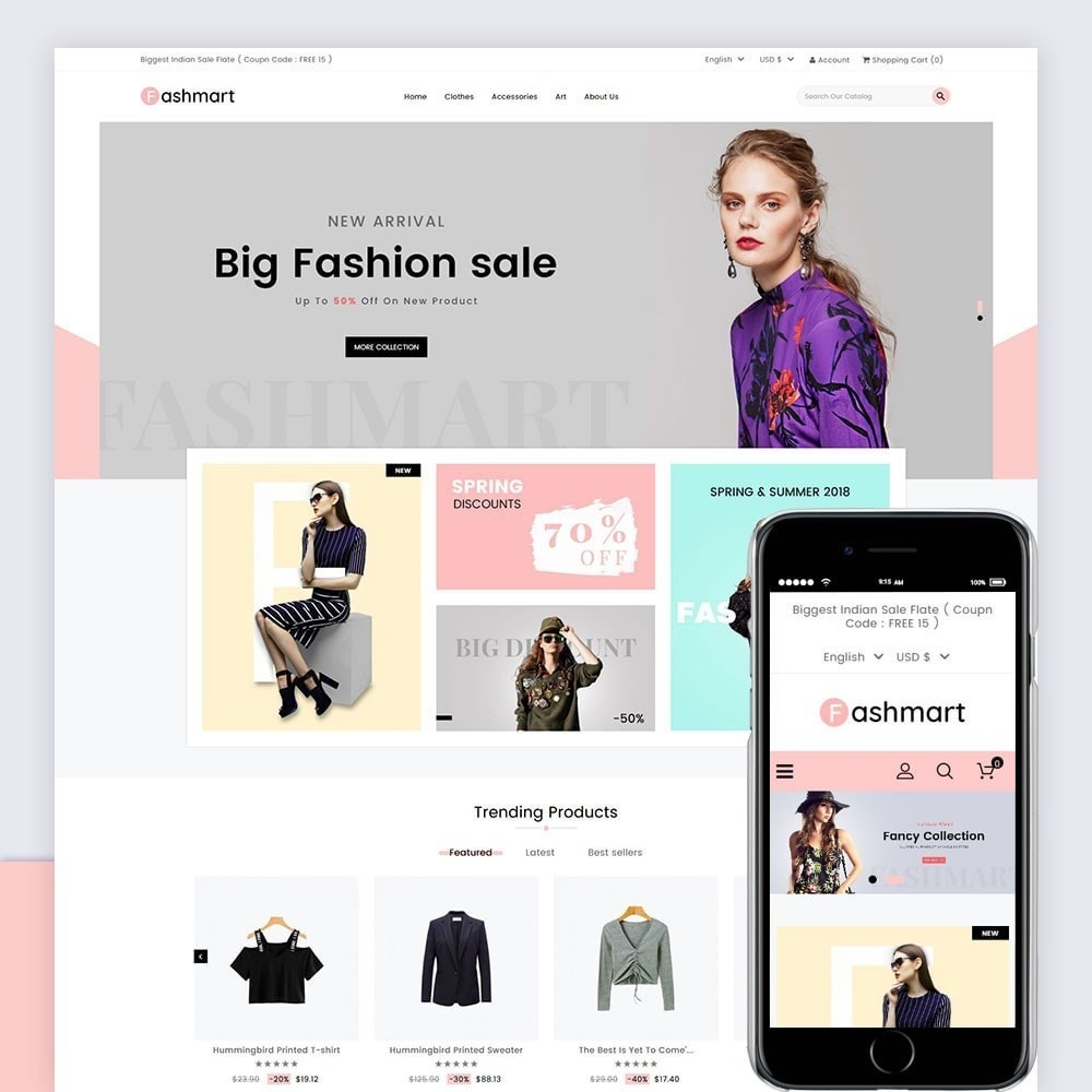 Fashmart Fashion Store