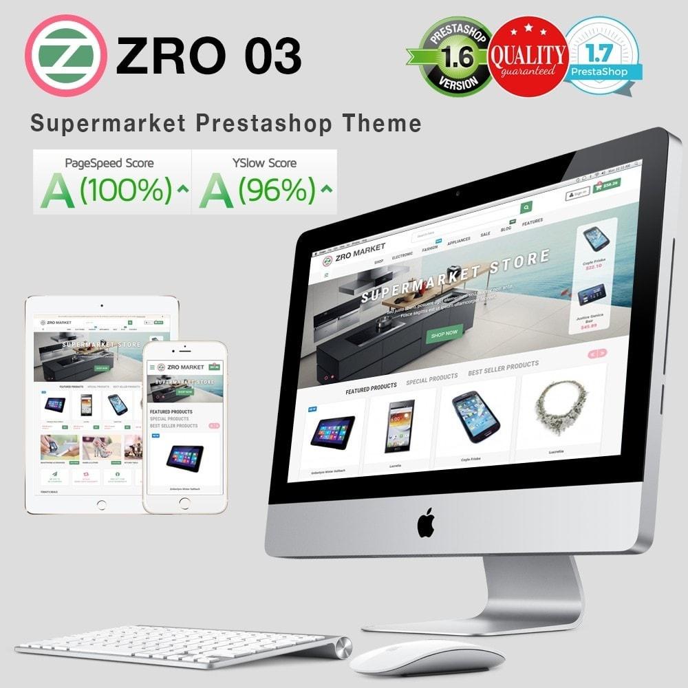 Zro03 - Supermarket Store