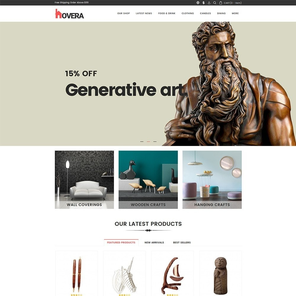Hovera - The Home Decor