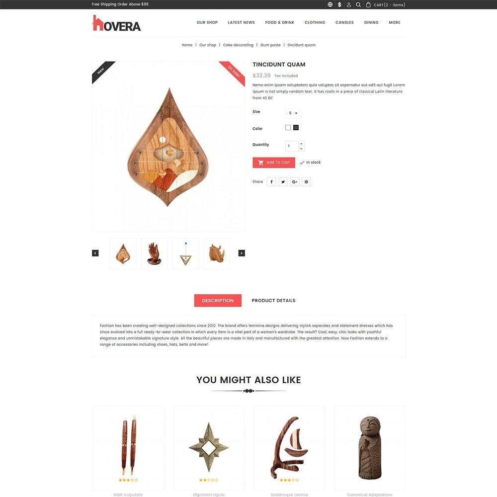 theme - Home & Garden - Hovera - The Home Decor - 6