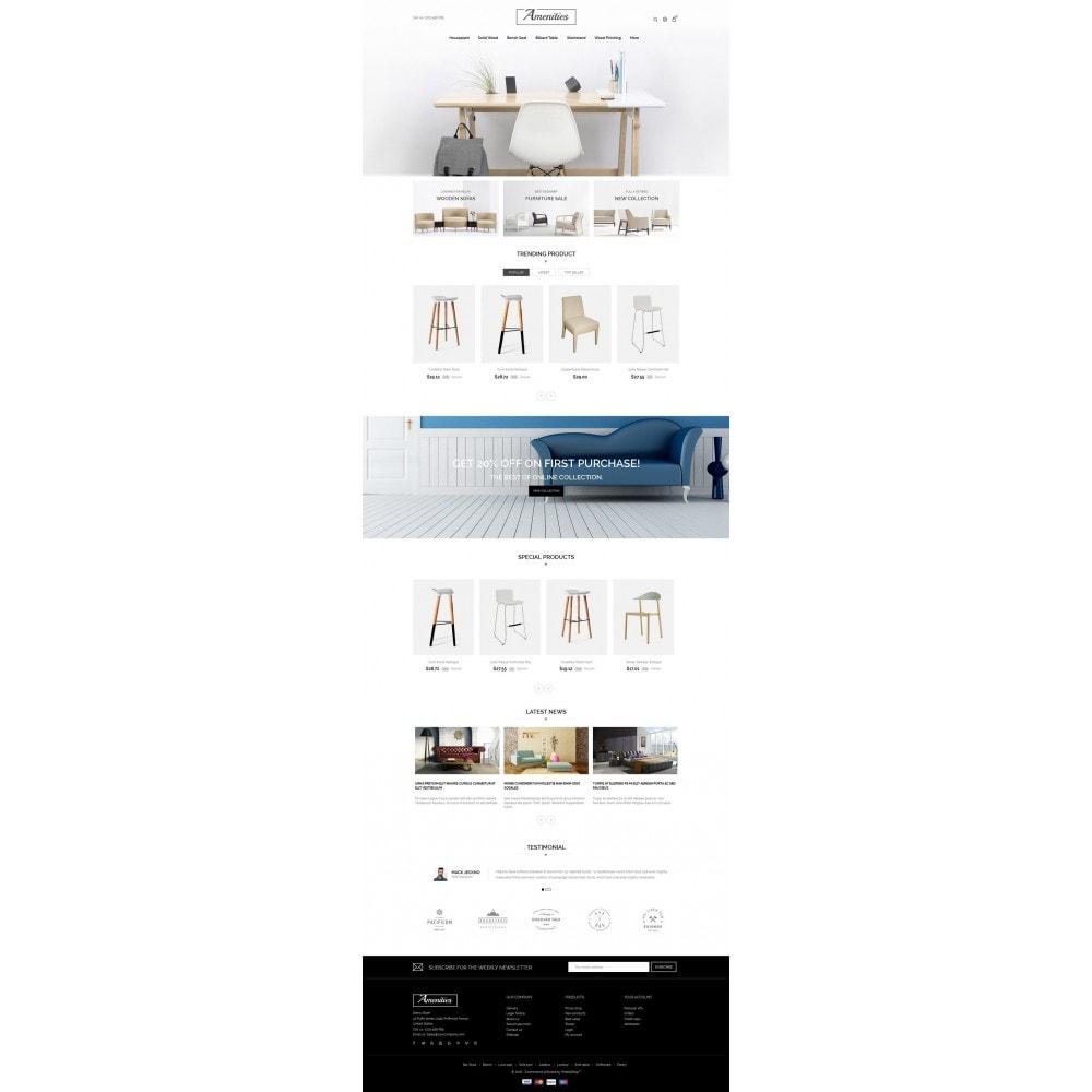 theme - Home & Garden - Amenities - Furniture Store - 2