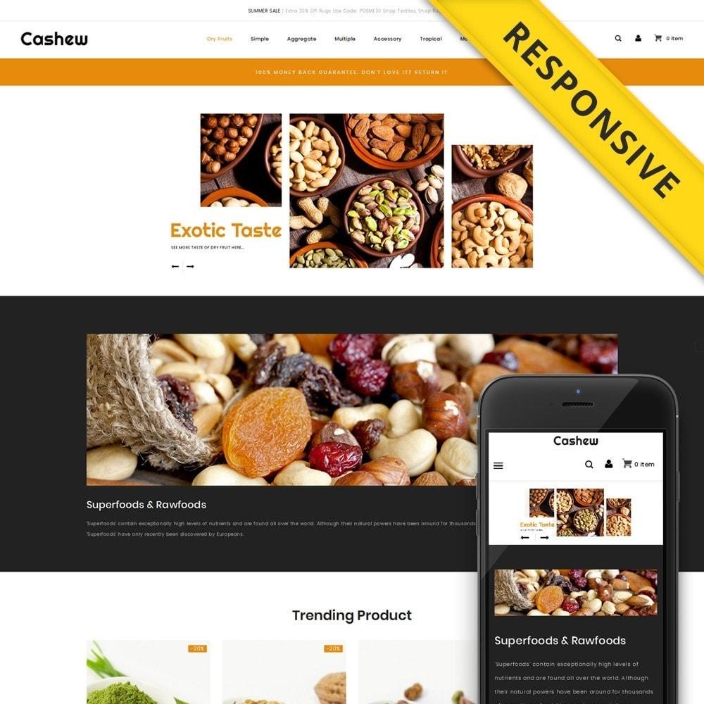 Cashew - Bakery Store