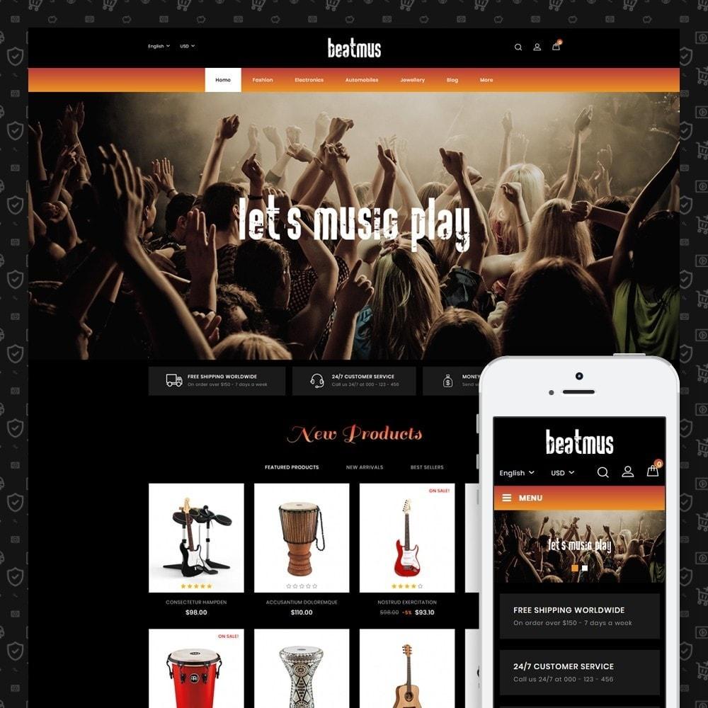 Beatmus - Musical Instrument Store