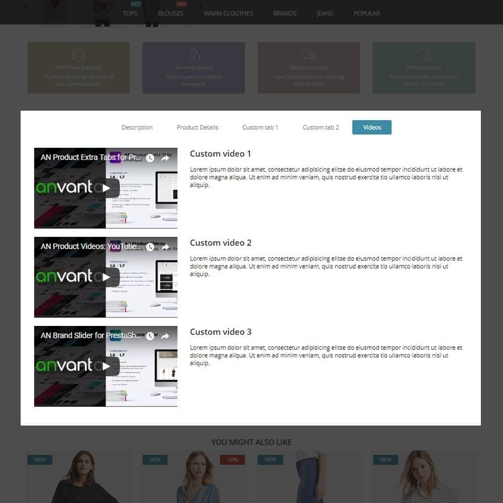 theme - Fashion & Shoes - Beta Fashion Store - 9