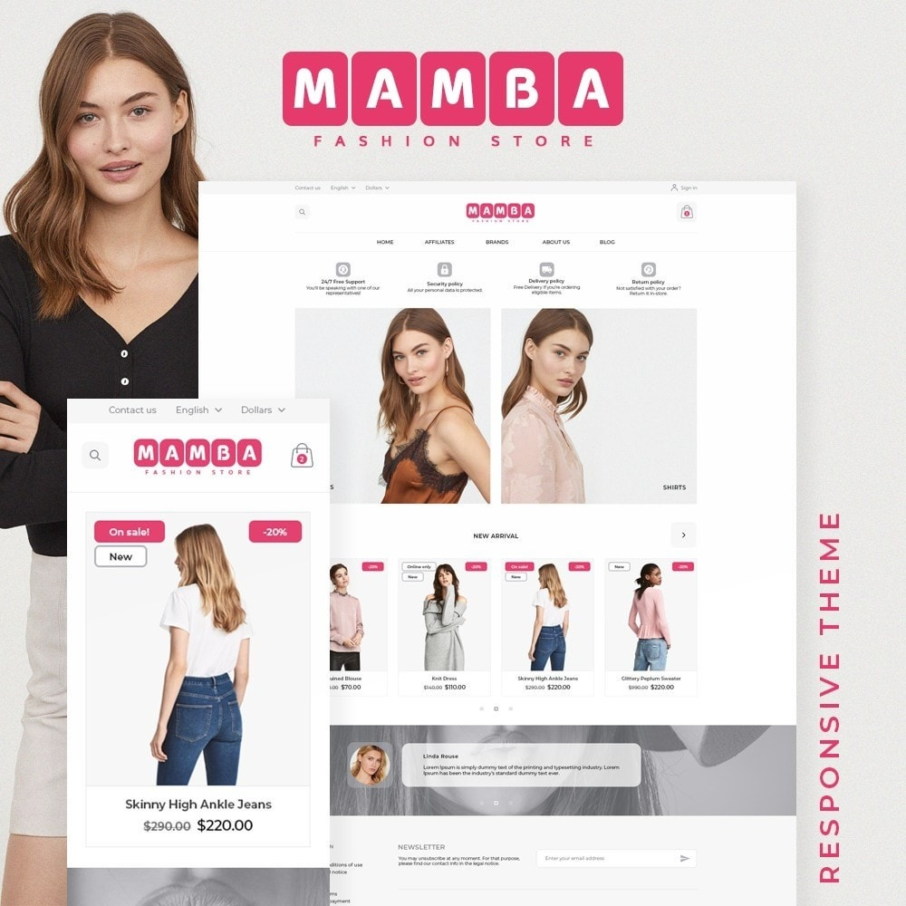 Mamba Fashion Store