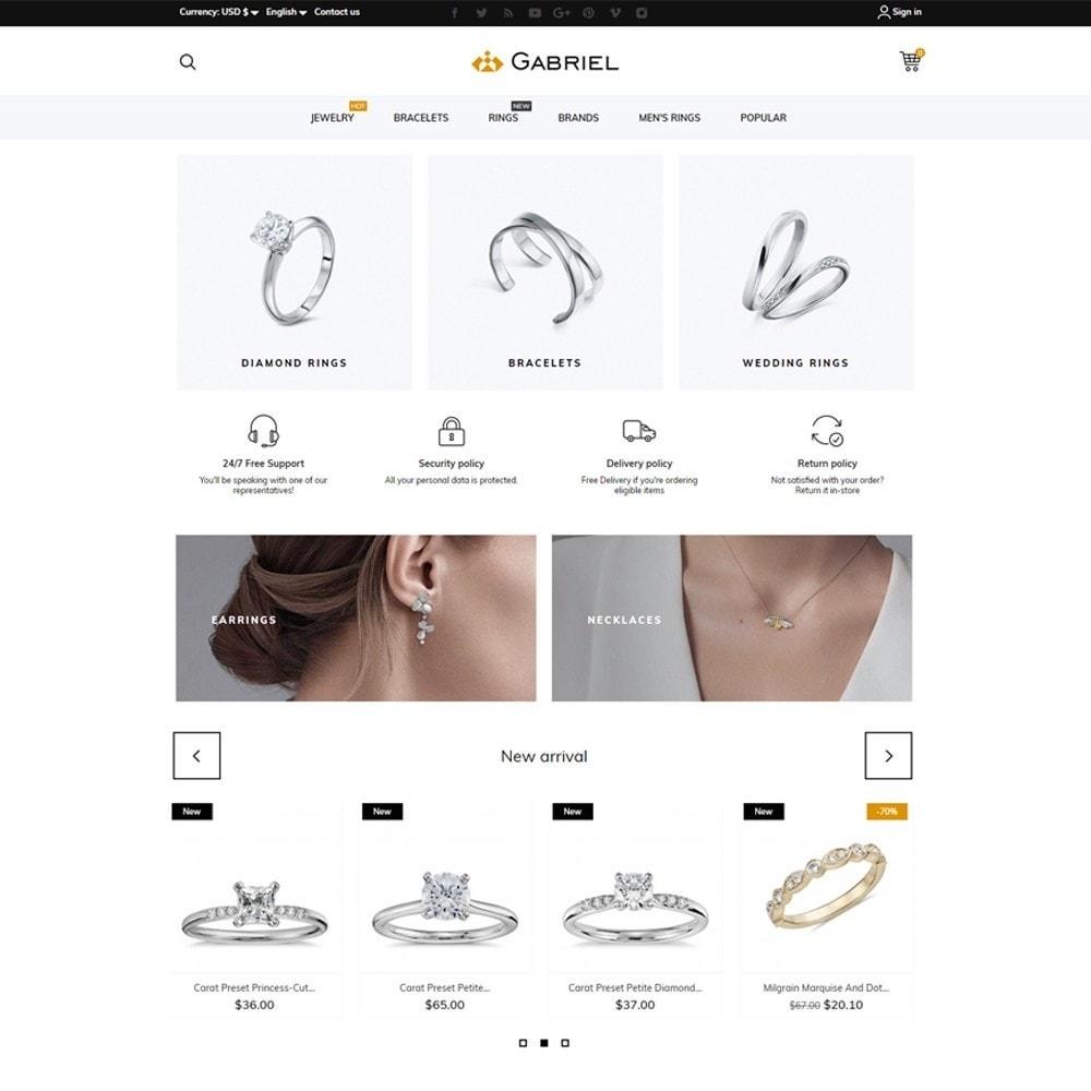 theme - Jewelry & Accessories - Gabriel - 2