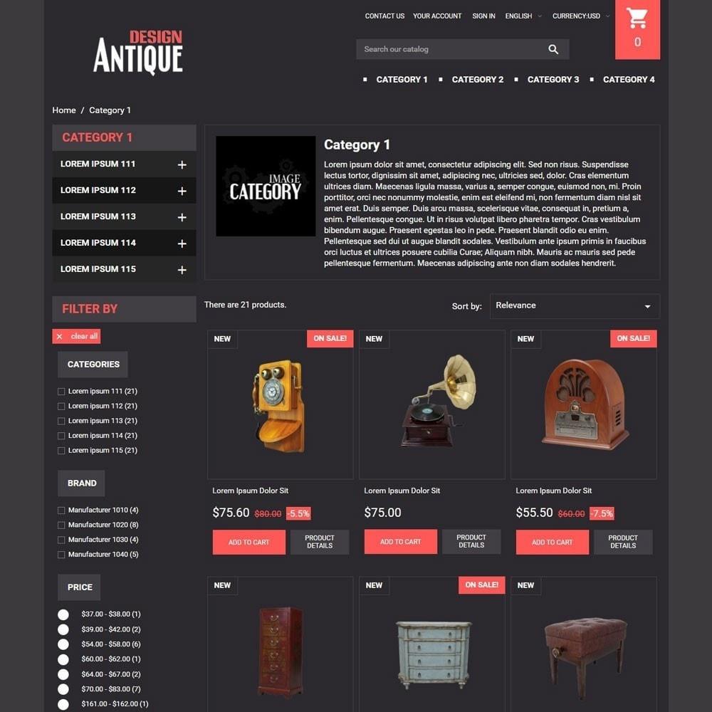 theme - Kunst & Kultur - AntiqueDesign - 2