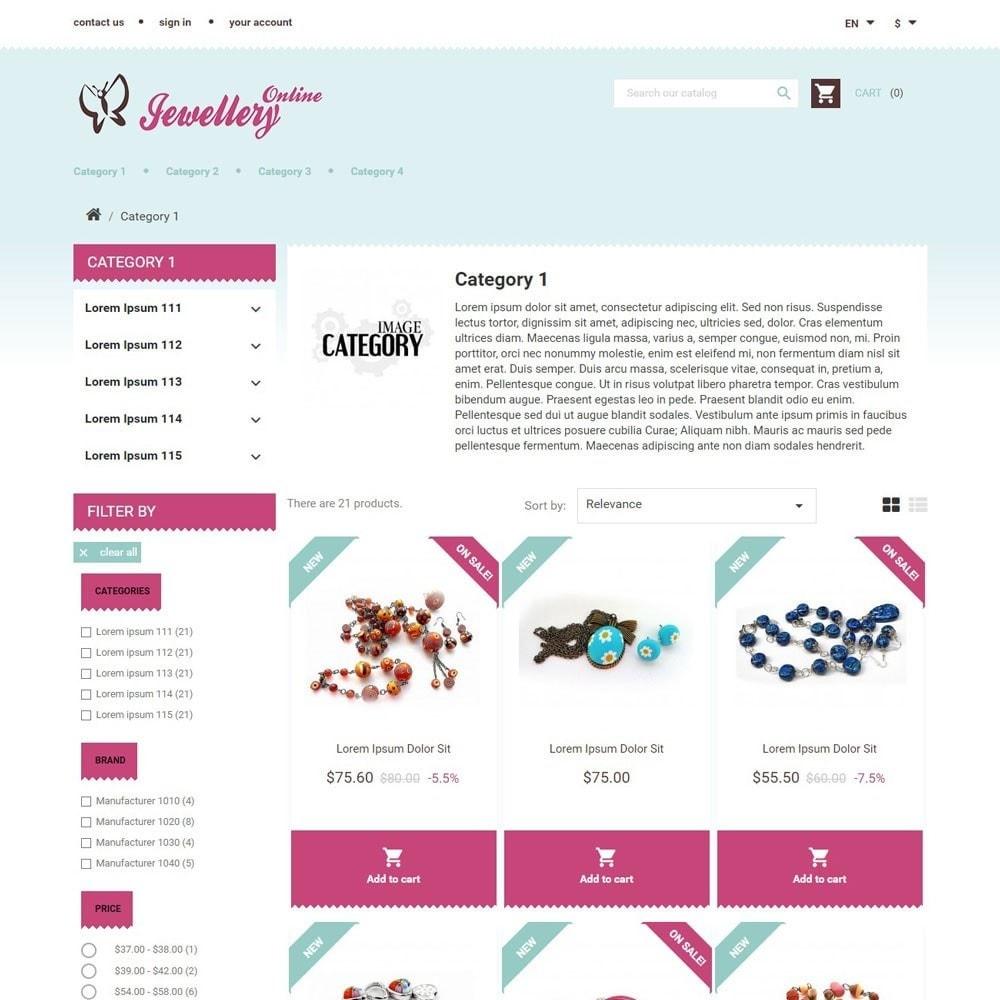 theme - Bijoux & Accessoires - JwelleryOnline - 2
